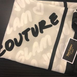 Juicy Couture Scarf Set